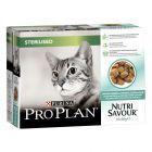 Purina Pro Plan Nutrisavour Delicate 6 x 85 g pour chat