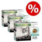 PURINA PRO PLAN Nutrisavour Sterilised 30 x 85 g à prix avantageux !