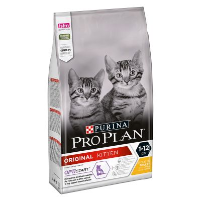 Purina Pro Plan Original Kitten rico en pollo para gatos