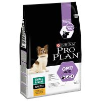 PURINA PRO PLAN Small & Mini Adult 9+ OPTIAGE pour chien
