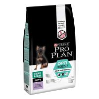 Purina Pro Plan Small & Mini Puppy OptiDigest pavo