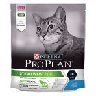 Purina Pro Plan Sterilised Adult com coelho para gatos