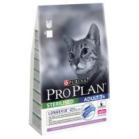 Purina Pro Plan Sterilised 7+ Cat Longevis – Turkey
