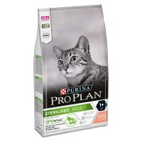 Purina Pro Plan Sterilised Cat Optirenal - Rich in Salmon