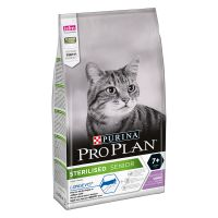 Purina Pro Plan Sterilised Senior rico en pavo para gatos