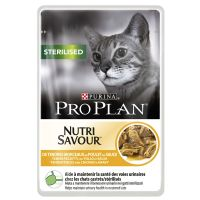 PURINA PRO PLAN Sterilised 6 x 85 g pour chat