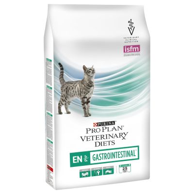 PURINA PRO PLAN Veterinary Diets EN St/Ox Gastrointestinal pour chat