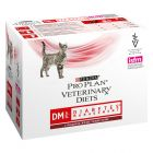 Purina Pro Plan Veterinary Diets Feline DM ST/OX Diabetes Management, с говядиной