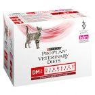 PURINA PRO PLAN Veterinary Diets Feline DM ST/OX Diabetes Management, bœuf