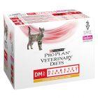 PURINA PRO PLAN Veterinary Diets Feline DM ST/OX Diabetes Management, poulet