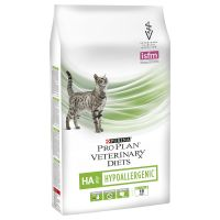 PURINA PRO PLAN Veterinary Diets HA ST/OX Hypoallergenic pour chat