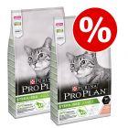 Purina Pro Plan 3 x 3 kg / 2 x 10 kg pienso para gatos - Pack Ahorro