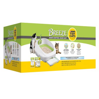 Purina Tidy Cats Breeze sistema de arena para gatos