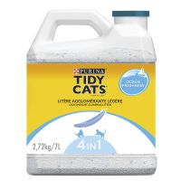 Purina Tidy Cats Lightweight Ocean Freshness Συγκολλητική Άμμος