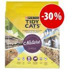 Purina Tidy Cats Nature Classic arena aglomerante ¡con gran descuento!