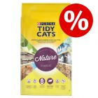 Purina Tidy Cats Nature Classic - 30% hinnasta!
