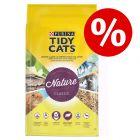 Purina Tidy Cats Nature Classic -15 % hinnasta!