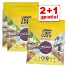 Purina Tidy Cats Nature Classic 10 / 30 l en oferta: 2 + 1 ¡gratis!