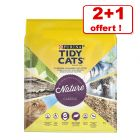 PURINA Tidy Cats Nature Classic  2 x 10 L ou 30 L + 1 paquet offert !