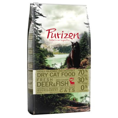Purizon Adult Deer & Fish