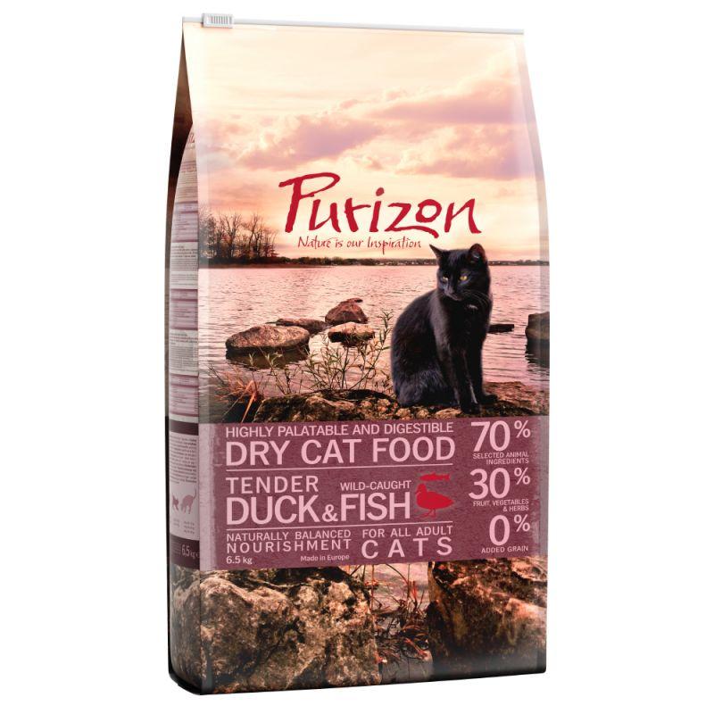 Purizon Adult dla kota, kaczka i ryba – bez zbóż