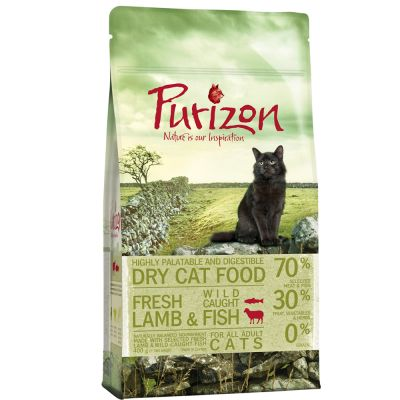 Purizon Adult Dry Cat Food Mixed Pack