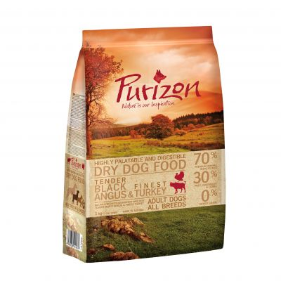 Purizon Adult Dry Dog Food Mixed Trial Packs