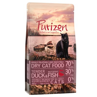 Purizon Adult Gatto - Anatra & Pesce