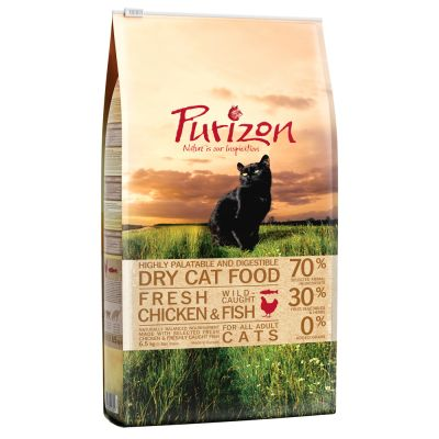 Purizon Adult Gatto - Pollo & Pesce