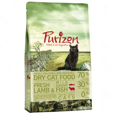 Purizon Adult Lam & Vis Kattenvoer