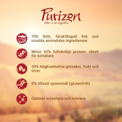 Purizon Adult Lamb & Fish