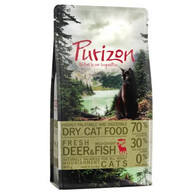 Purizon Adult para gatos - Pack misto