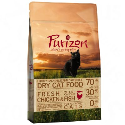 Purizon Adult para gatos - Pack mixto