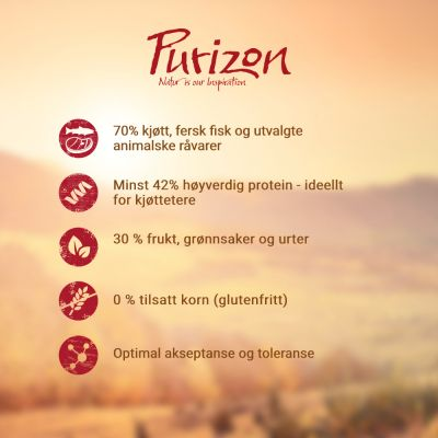 Purizon Adult Sterilised Kylling & Fisk