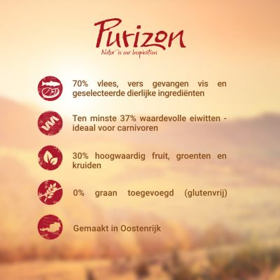 Purizon Adult Vis Hondenvoer