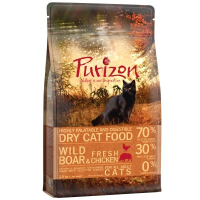 Purizon Adult Wild Boar & Chicken