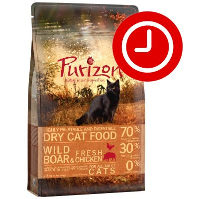 Purizon Adult Wild Zwijn & Kip
