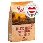 Purizon Black-Angus-Rind mit Truthahn Adult - getreidefrei