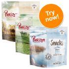 Purizon Cat Snacks Grain-Free Mixed Trial Pack 3 x 40g