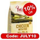 Purizon Chicken with Fish Adult – Grain-free