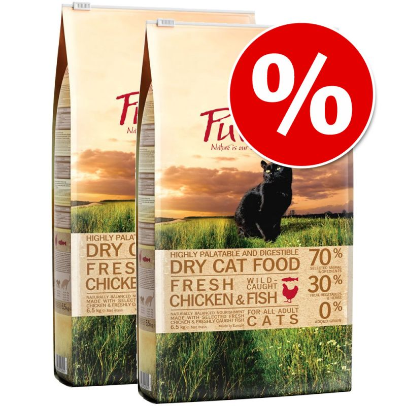 Purizon Dry Cat Food Economy Pack