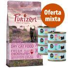 Purizon 400 g + Cosma Nature 6 x 70 g - Pack de prueba