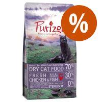 Purizon 400 g pienso para gatos ¡por solo 2,99€!