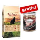Purizon, karma sucha dla kota, 6,5 kg + Przysmak Wild Freedom, 60 g gratis!