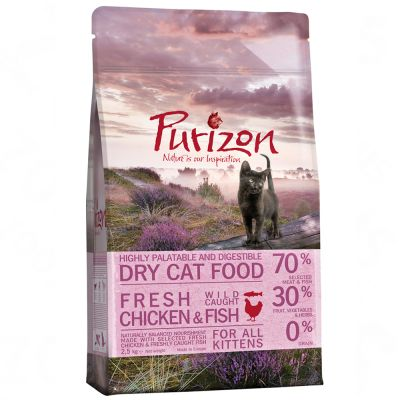Purizon Kitten Gatto - Pollo & Pesce