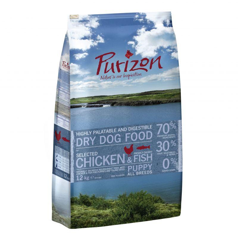 Purizon Puppy - Grain-Free Chicken & Fish