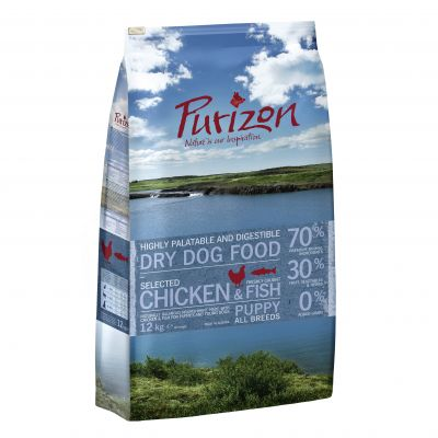 Purizon Puppy Huhn & Fisch