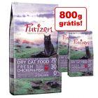 Purizon ração para gatos em promoção: 6,5 kg + 800 g grátis!