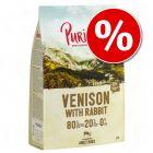 Purizon sans céréales pour chien 1 kg à prix spécial !