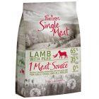 Purizon Single Meat Adult bárány & borsó  - gabonamentes